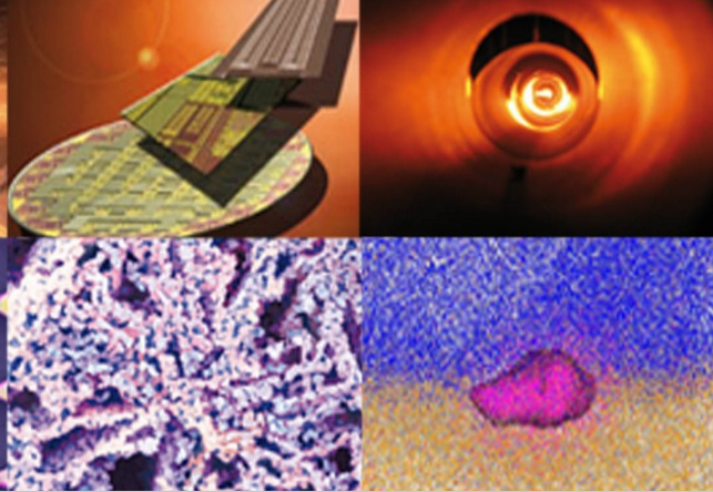 ScienceDesk @ Fraunhofer Cluster Nanoanalytics